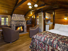 Log cabin for 2 persons