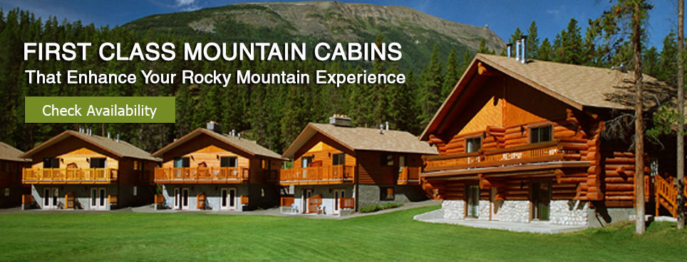 First Class Mountain Cabins That Enhance Your Rocky Mountain Experience