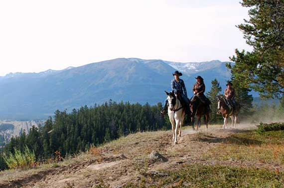 Horseback Riding Jasper